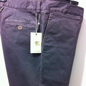 Cantarelli Italian legend casual pants Fit 36W/37W